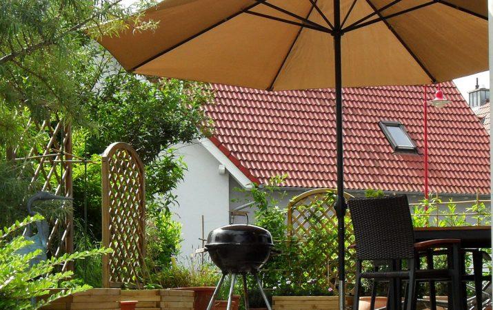 Sonnenschutz für Terrasse und Balkon