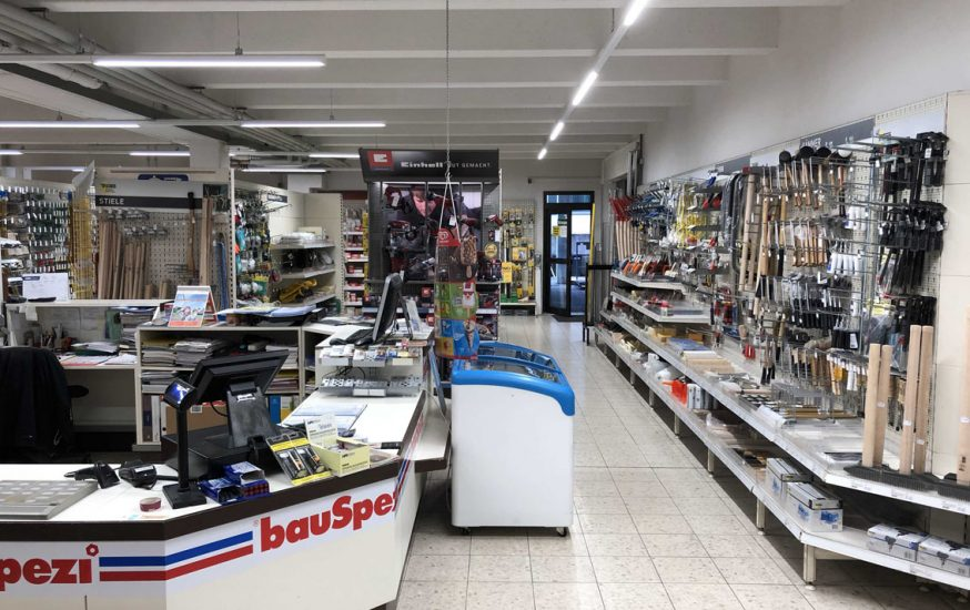 bauSpezi Baumarkt in Neckartailfingen