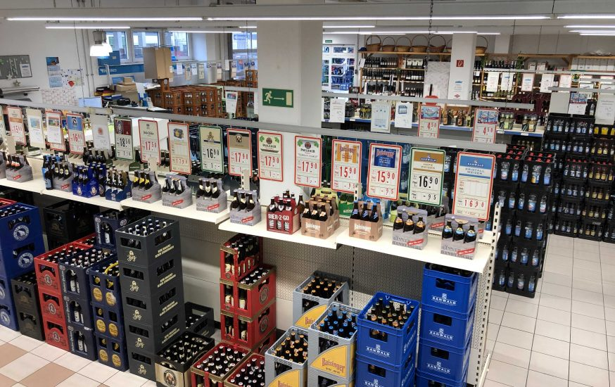 Getränkemarkt Neckartailfingen