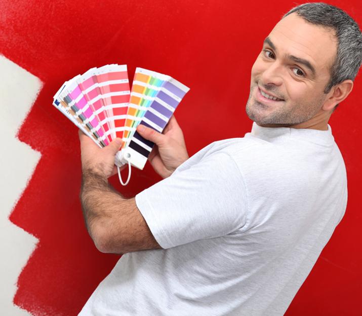 Farben, Lacke und Lasuren von Ihrem bauSpezi in Neckartailfingen